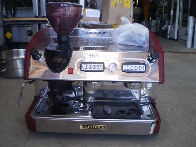 Kávéfőző, kávédarálós Gastrocentrum